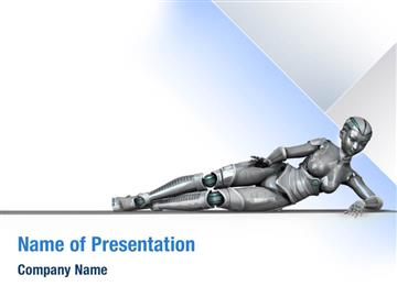 Robot PowerPoint Templates - Robot PowerPoint Backgrounds ...