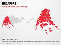 Tuas, Bukit Timah, Choa Chu Kang - Singapore