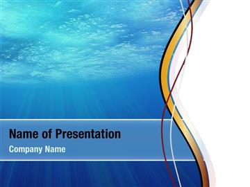 water theme powerpoint templates  water theme powerpoint, Templates