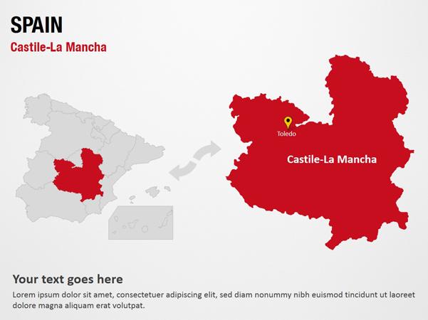 Castile-La Mancha - Spain