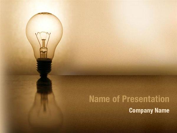 Light Bulb Powerpoint Templates Light Bulb Powerpoint