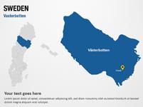 Vasterbotten - Sweden