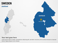 Jamtland - Sweden
