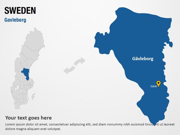Gavleborg - Sweden