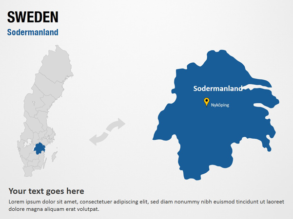 Sodermanland - Sweden
