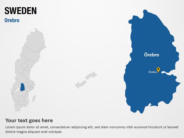 Orebro - Sweden