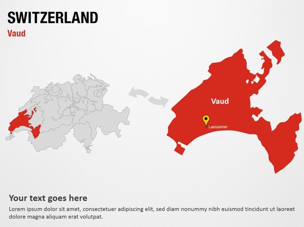 Vaud - Switzerland