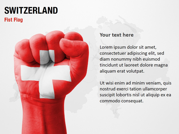 Switzerland Fist
