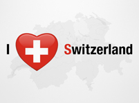 I Love Switzerland