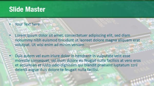 Electric Circuit Board