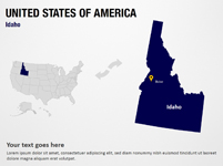Idaho - United States of America