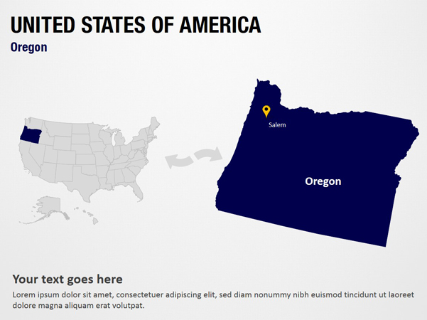 Oregon - United States of America