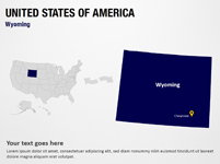 Wyoming - United States of America