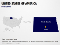 North Dakota - United States of America