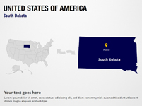 South Dakota - United States of America