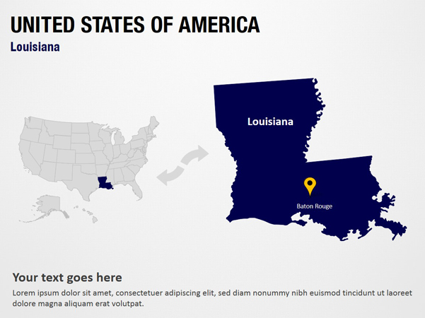 Louisiana - United States of America