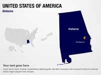 Alabama - United States of America