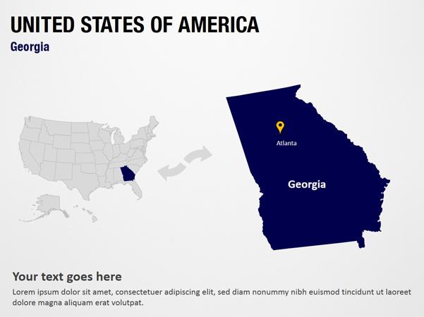 Georgia - United States of America
