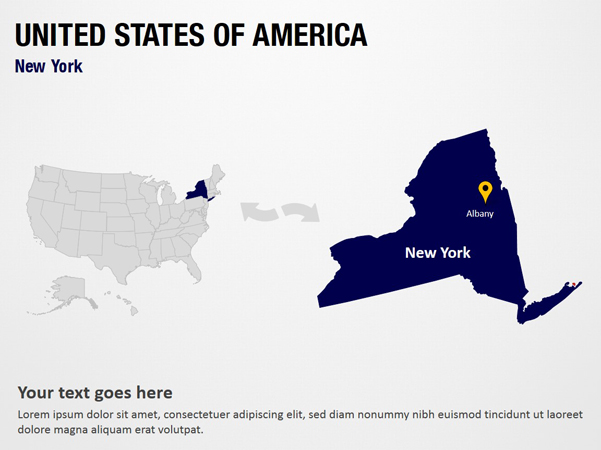 New York - United States of America