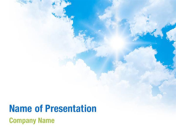 Heaven Powerpoint Templates Heaven Powerpoint Backgrounds