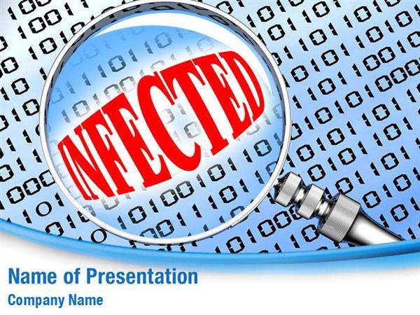 Computer Virus Powerpoint Templates Computer Virus