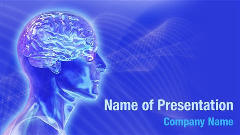 Brain Waves PowerPoint Templates - Brain Waves PowerPoint ...