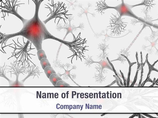 Neurons Powerpoint Templates Neurons Powerpoint