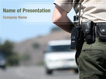 police powerpoint templates  police powerpoint backgrounds, Powerpoint