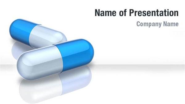 Pills Powerpoint Templates Pills Powerpoint Backgrounds