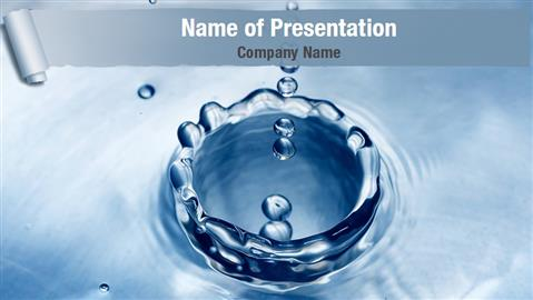 Water Pollution Powerpoint Templates Templates For
