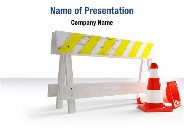 Road Signs Powerpoint Templates Road Signs Powerpoint