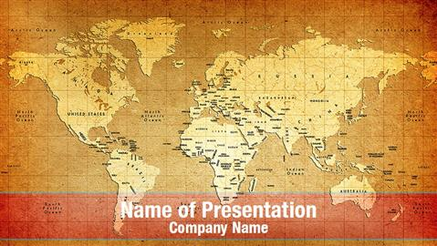 4000+ Cartography PowerPoint Templates - PowerPoint Backgrounds for