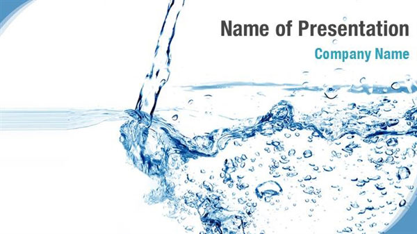 Water Powerpoint Templates Water Powerpoint Backgrounds