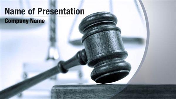 Legal Court Powerpoint Templates Legal Court Powerpoint