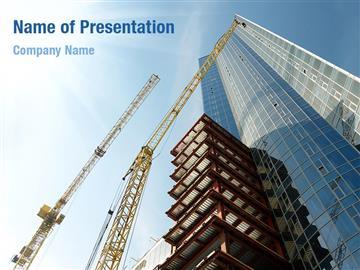 5000 Steel Structure Powerpoint Templates Powerpoint