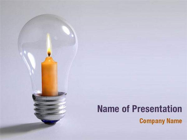 Economy Light Bulb