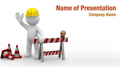 Safety First PowerPoint Templates PowerPoint Backgrounds – Safety Powerpoint Template