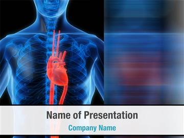 heart view powerpoint templates heart view powerpoint
