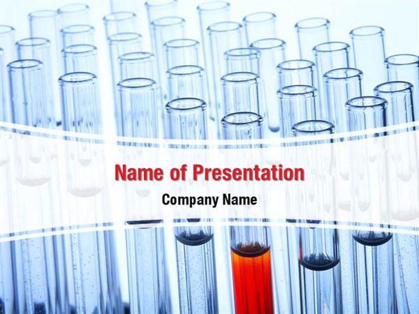 test tube powerpoint templates