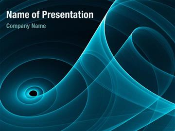 Musical Blue PowerPoint Templates - Musical Blue PowerPoint ...