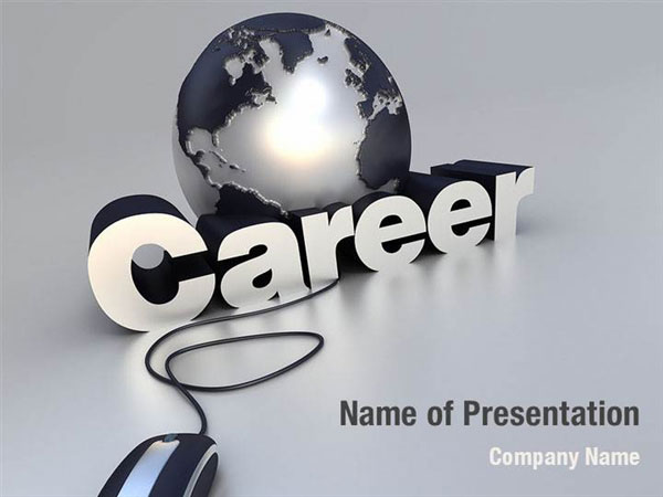 Online Job Search Powerpoint Templates Online Job Search