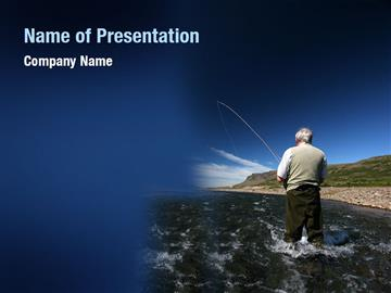 fishing boat powerpoint templates fishing boat. Black Bedroom Furniture Sets. Home Design Ideas