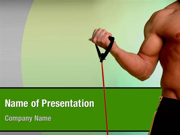 Muscle Powerpoint Templates Muscle Powerpoint Backgrounds
