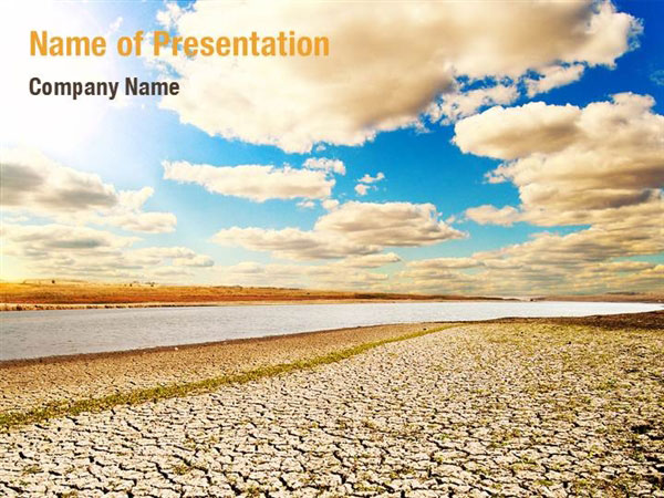 Natural Disaster Powerpoint Templates Natural Disaster