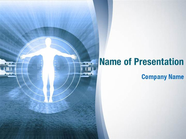 Human Science Powerpoint Templates Human Science