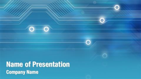 Abstract Technology Powerpoint Templates - Abstract Technology