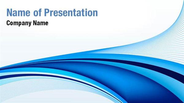Blue Ribbon Powerpoint Templates Blue Ribbon Powerpoint
