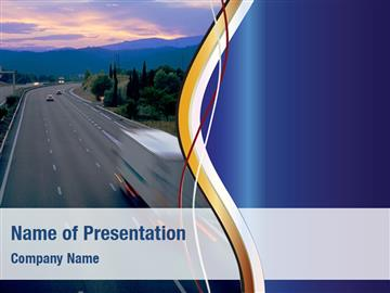 500 Road Safety Powerpoint Templates Powerpoint
