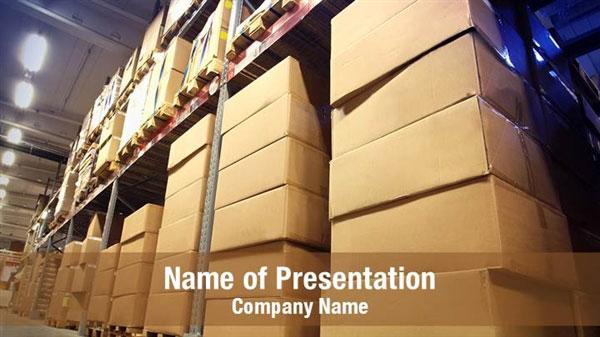 083679560 Warehouse Management PowerPoint Templates - Warehouse Management ...